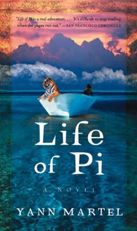 Life of Pi   Author: Yann Martel   Category: Fiction   Publishing Year: 2003   Length: 401 pages