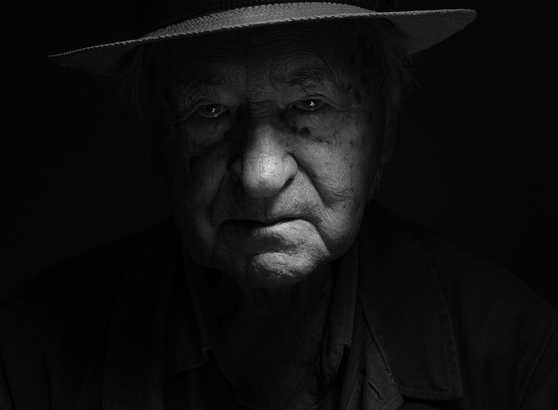 Jonas Mekas, Lithuanian-American filmmaker, poet and artist
