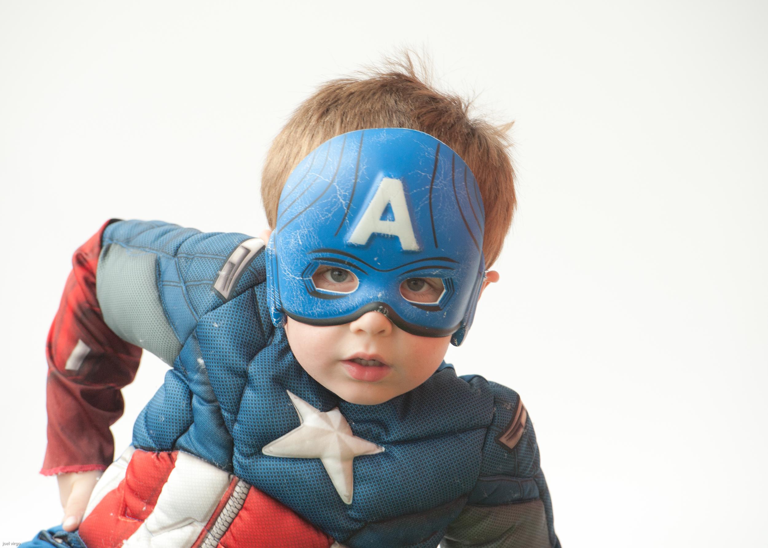 Superhero Michael