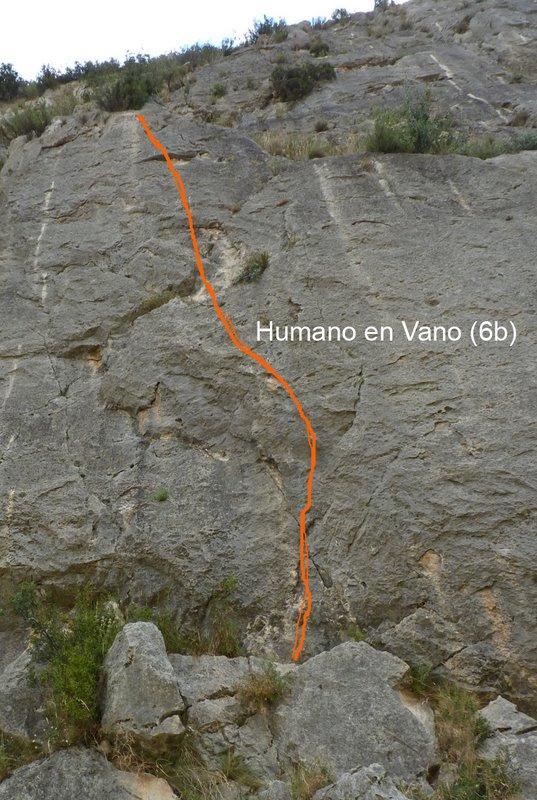 Humano en vano (6b)