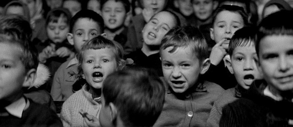 Fotograma de  Les quatre cents coups (Los cuatrocientos golpes),François Truffaut.