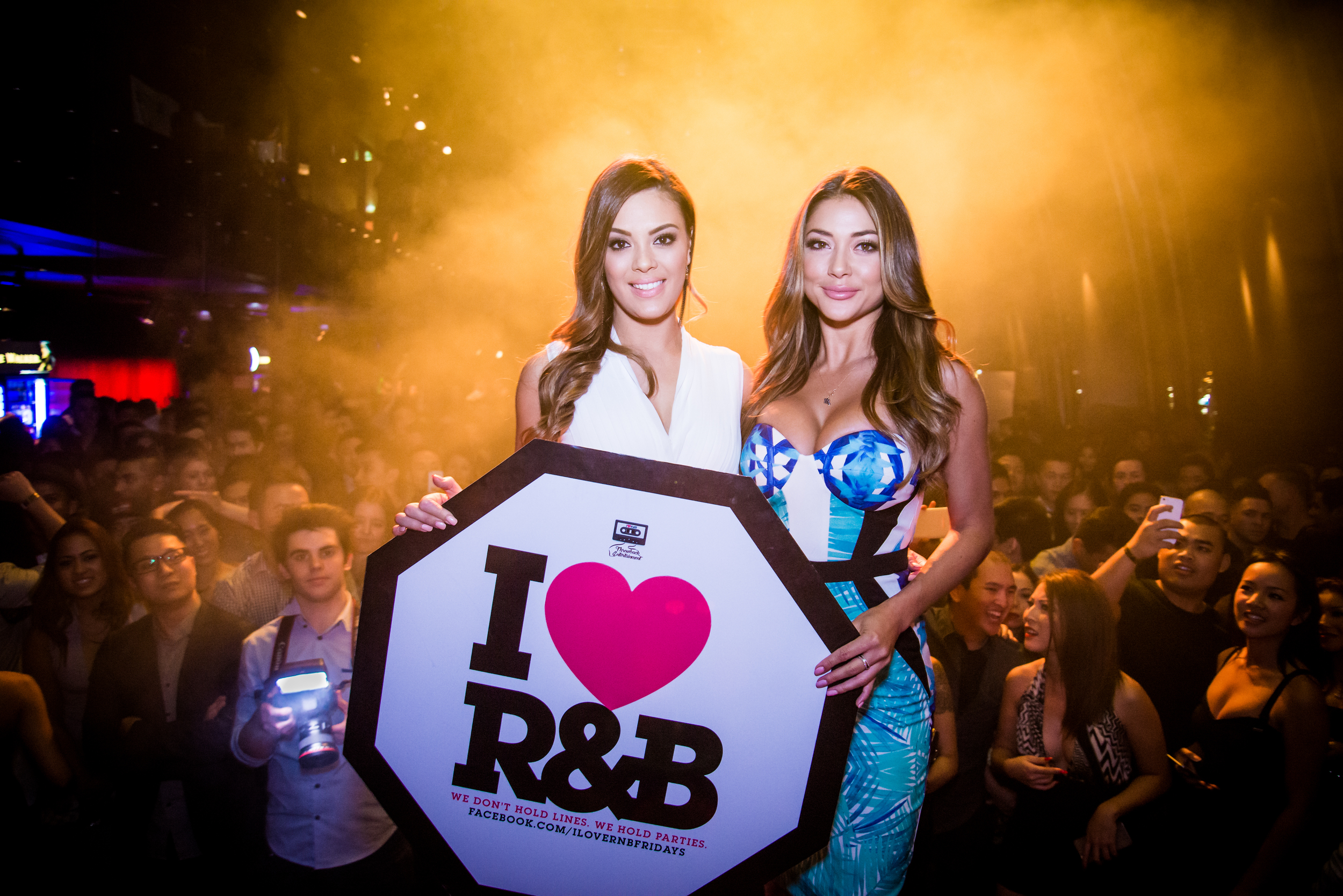 I <3 R&B Supersized with Arianny Celeste @ Studio 3 /Melbourne