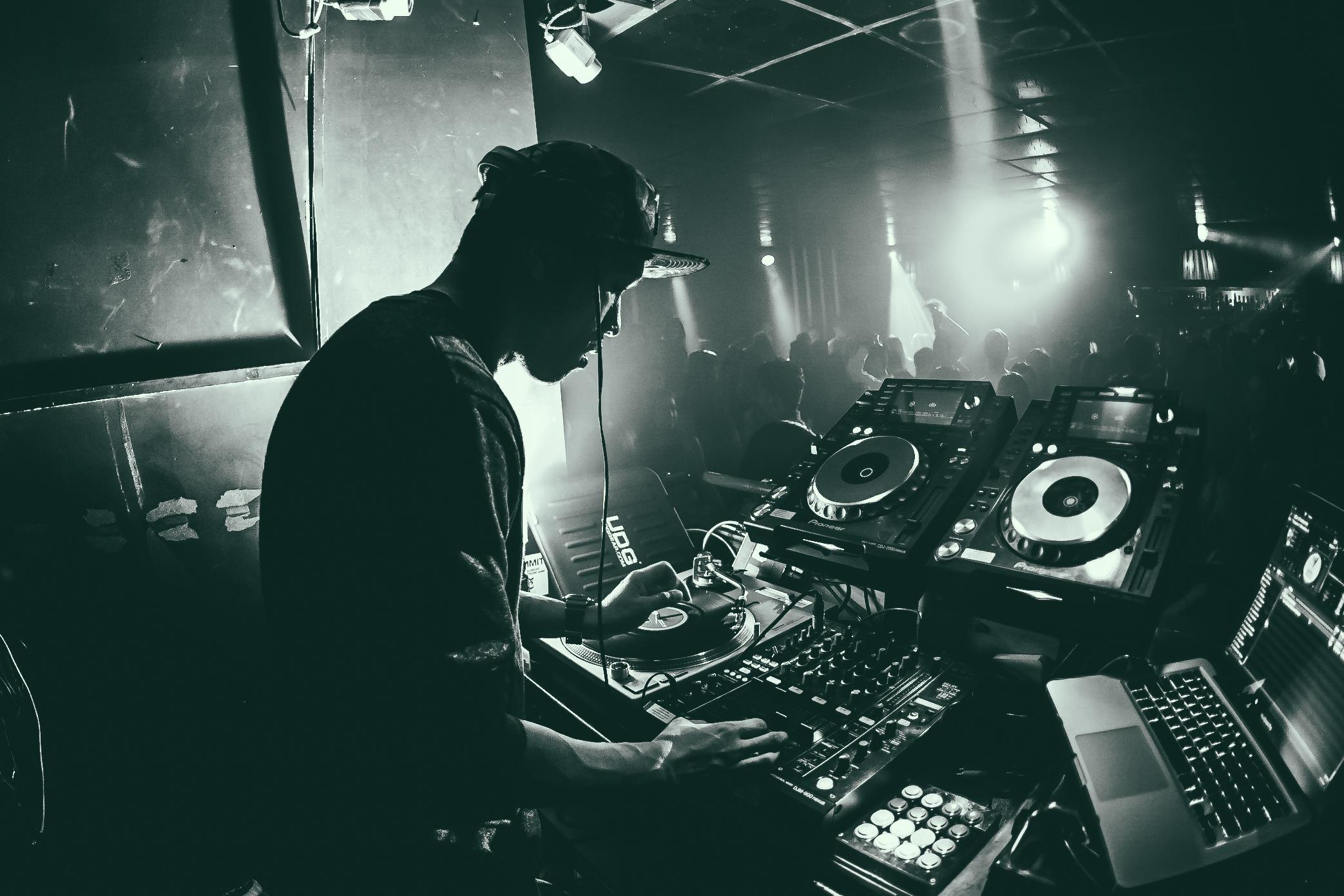 DJ Rufio /I <3 R&B at The Key Club