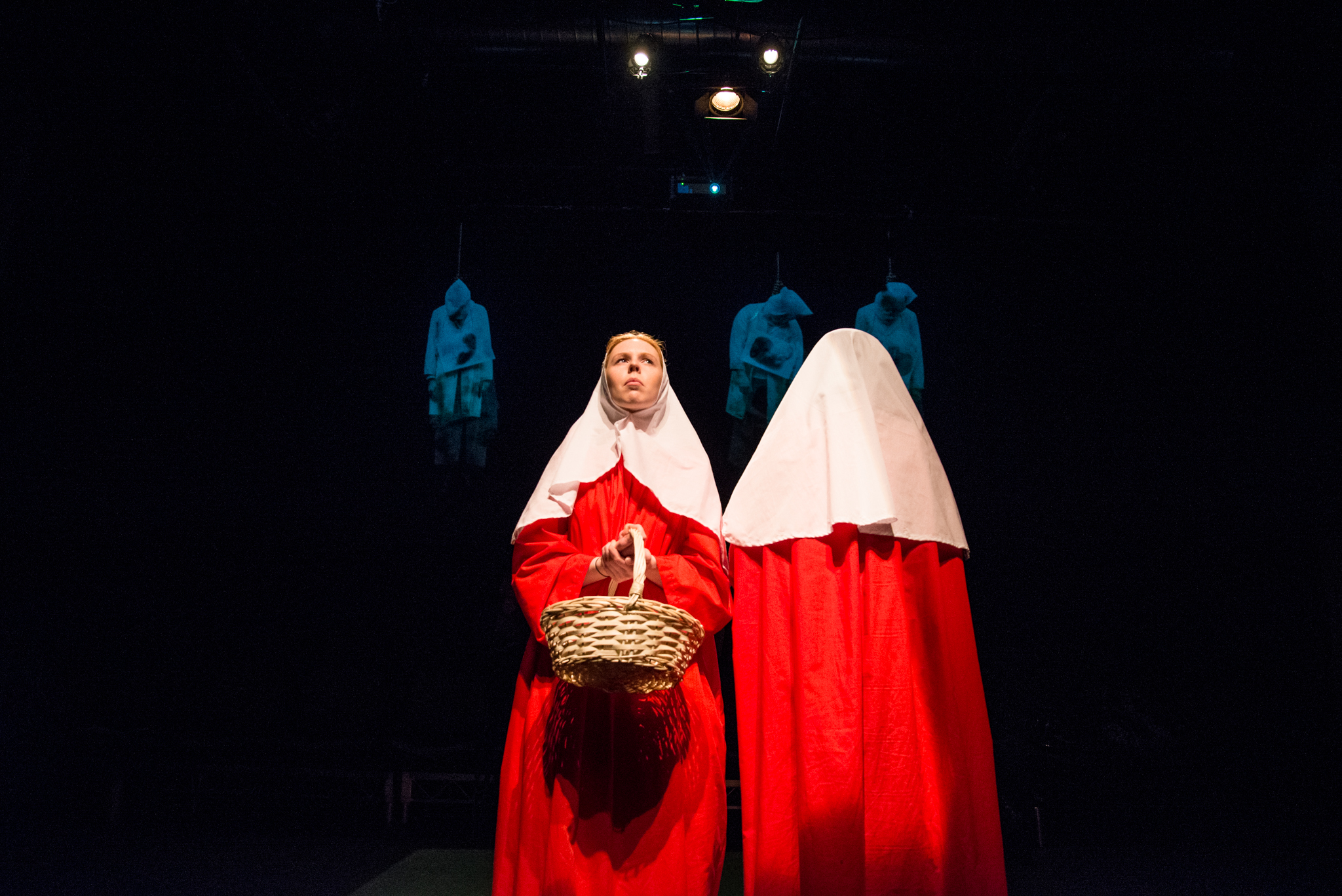 The Handmaid's Tale  directed by Yvonne Virsik /Melbourne 2015