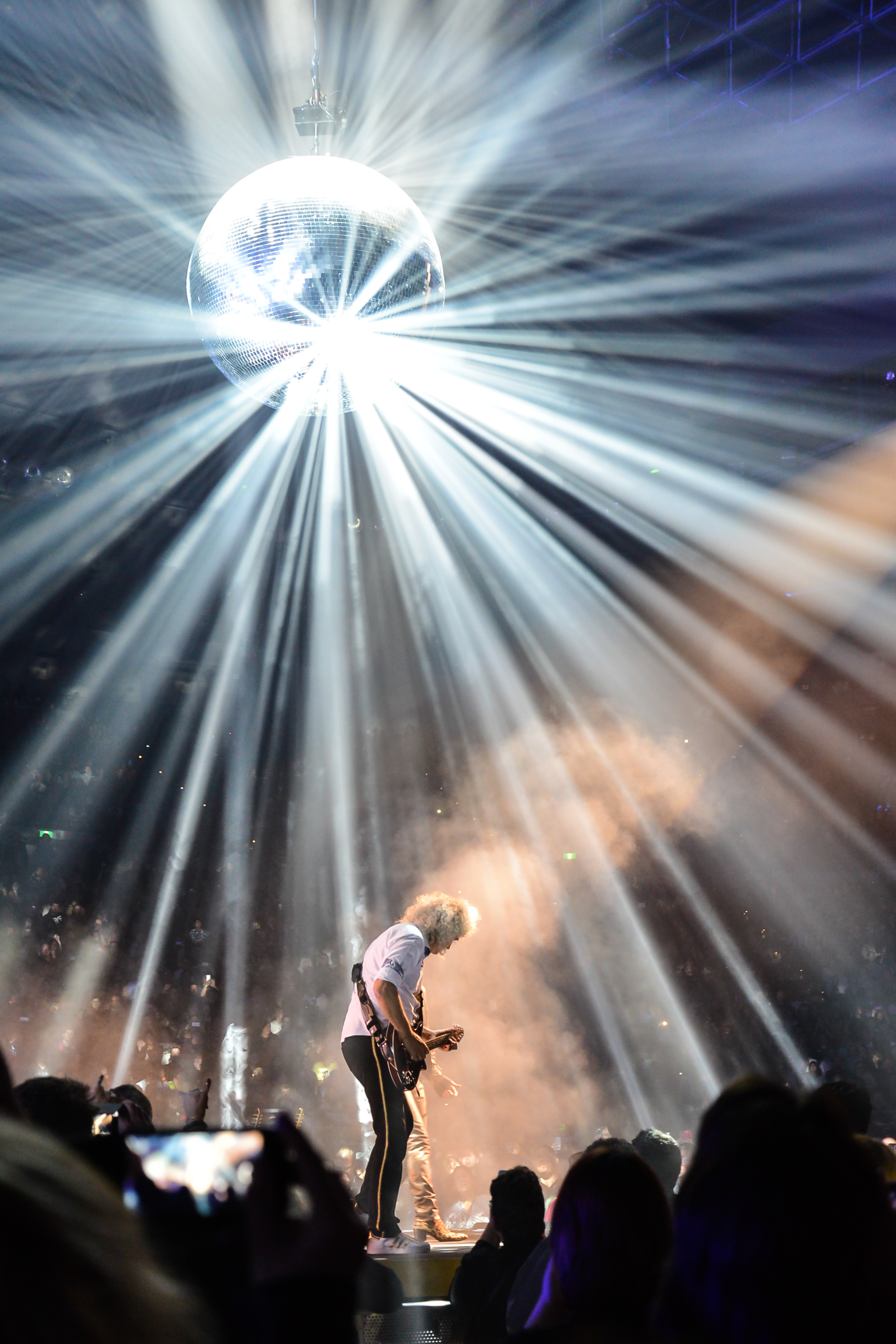 Brian May (Queen) /Melbourne