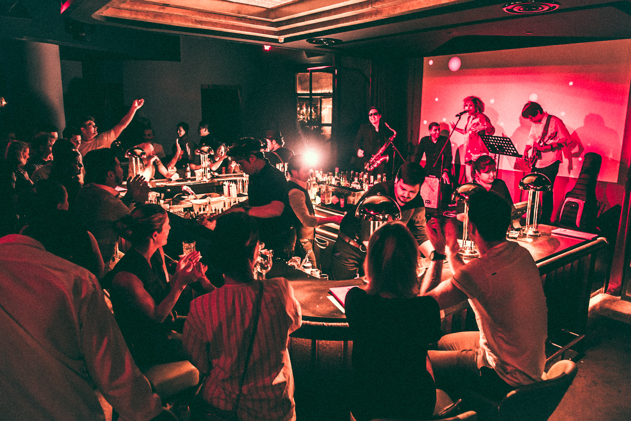 Lulu's Lounge /Singapore