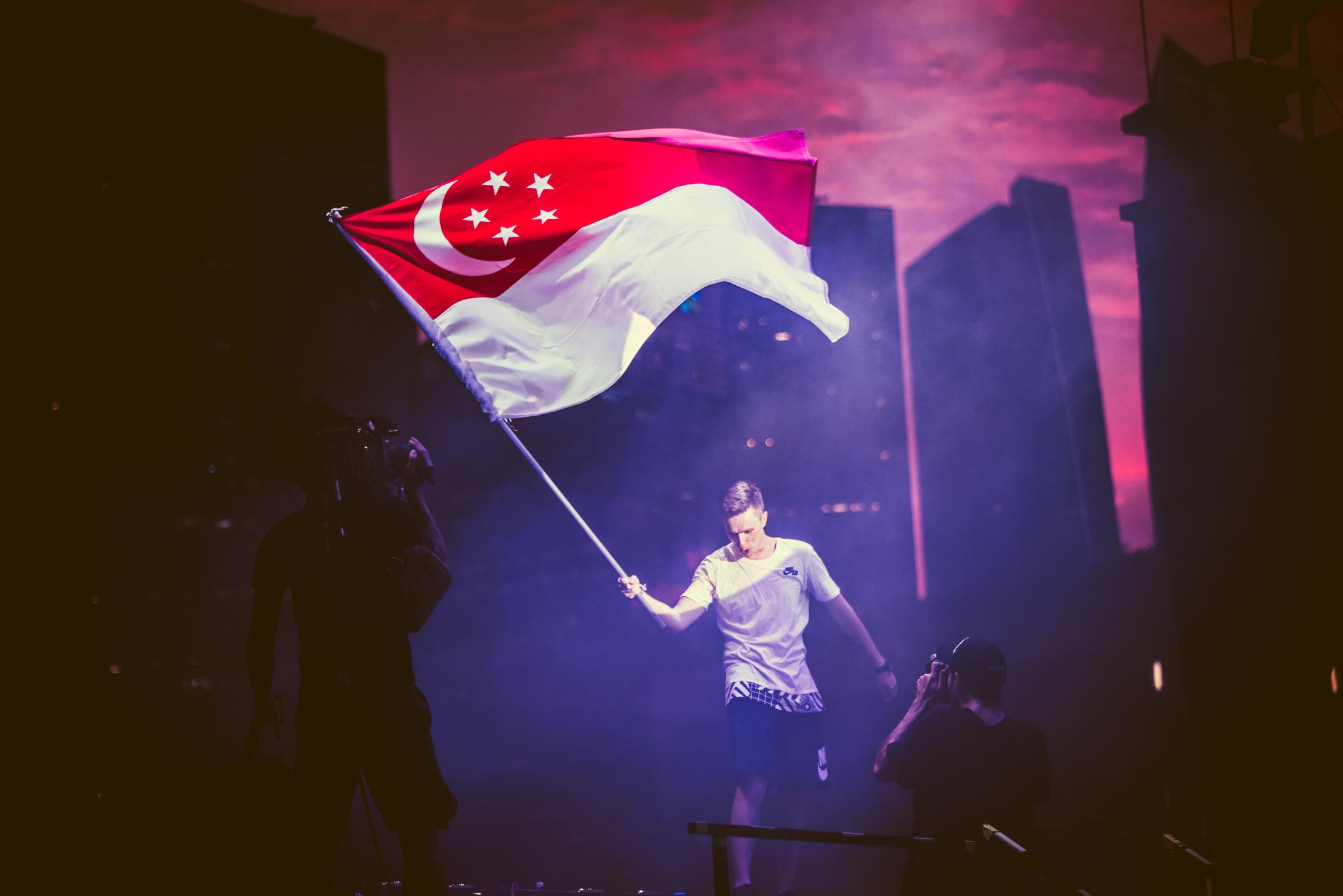 Ultra Singapore '17 /Singapore