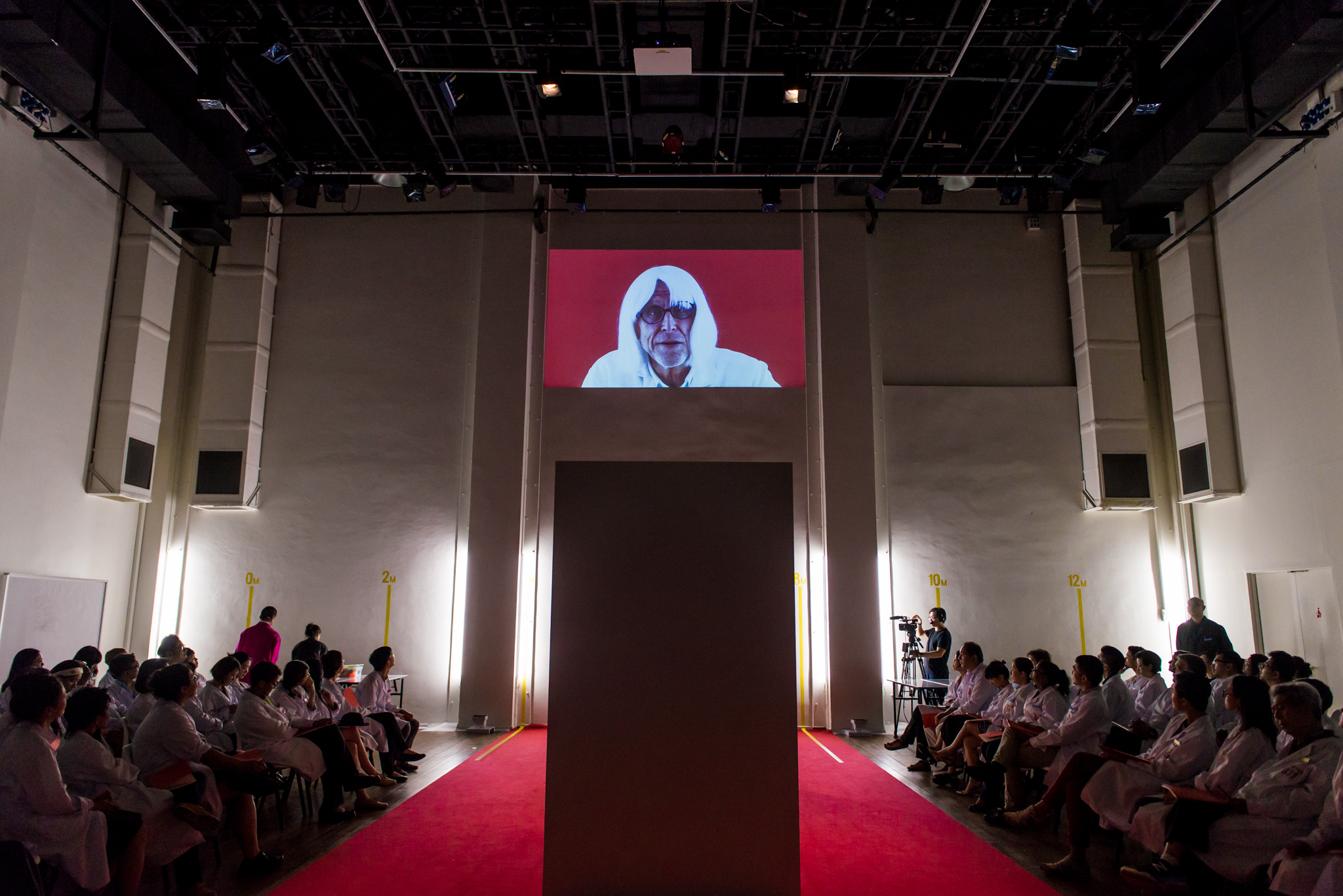 I Am LGB  directed by Loo Zihan /Singapore International Festival of Arts '16