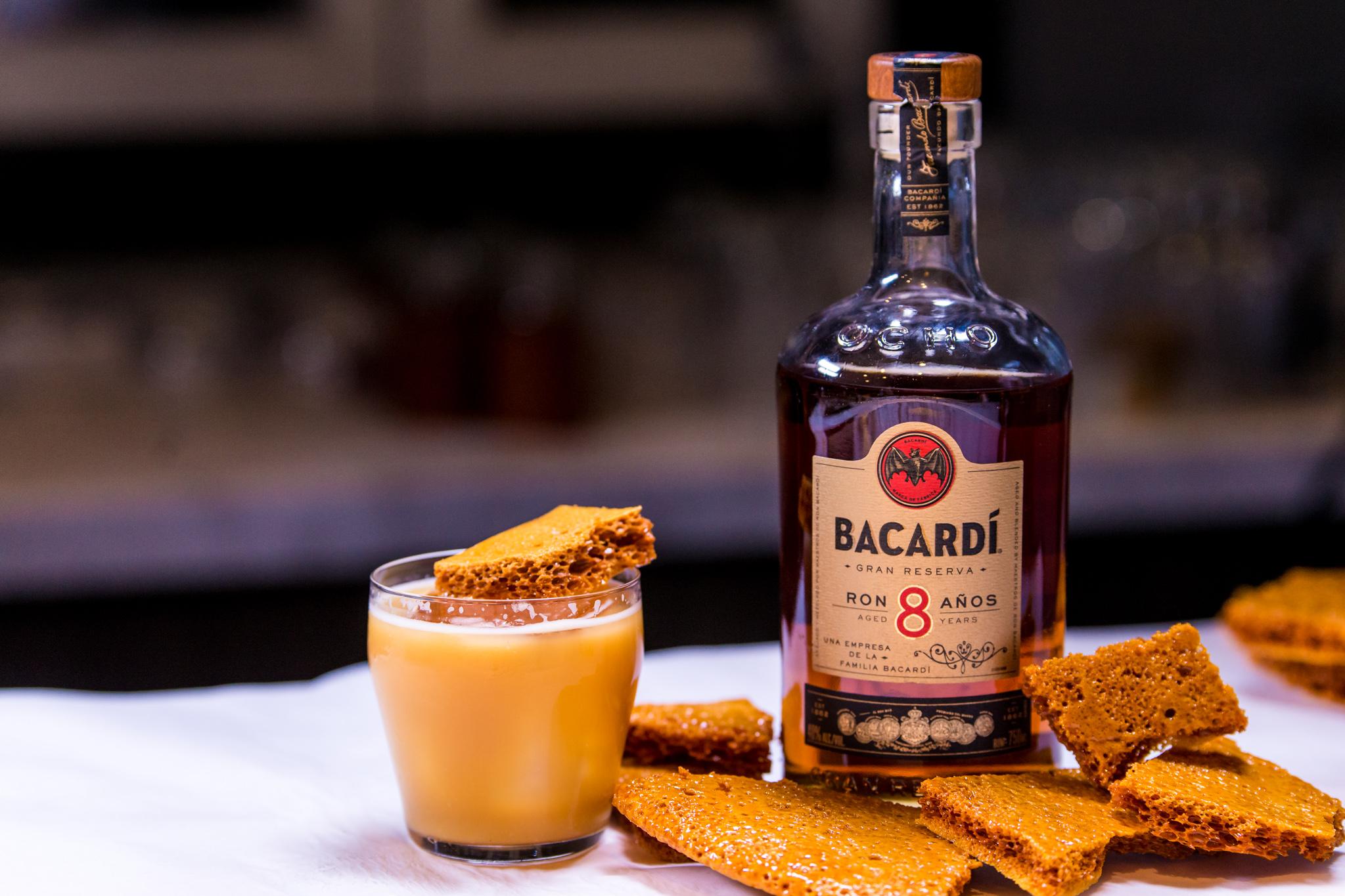 The Vida Rica /Bacardi 8
