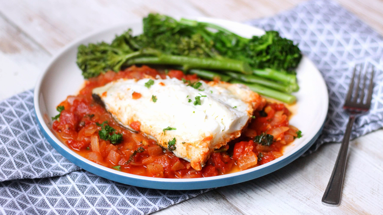 Haddock In A Ginger And Tomato Sauce.png