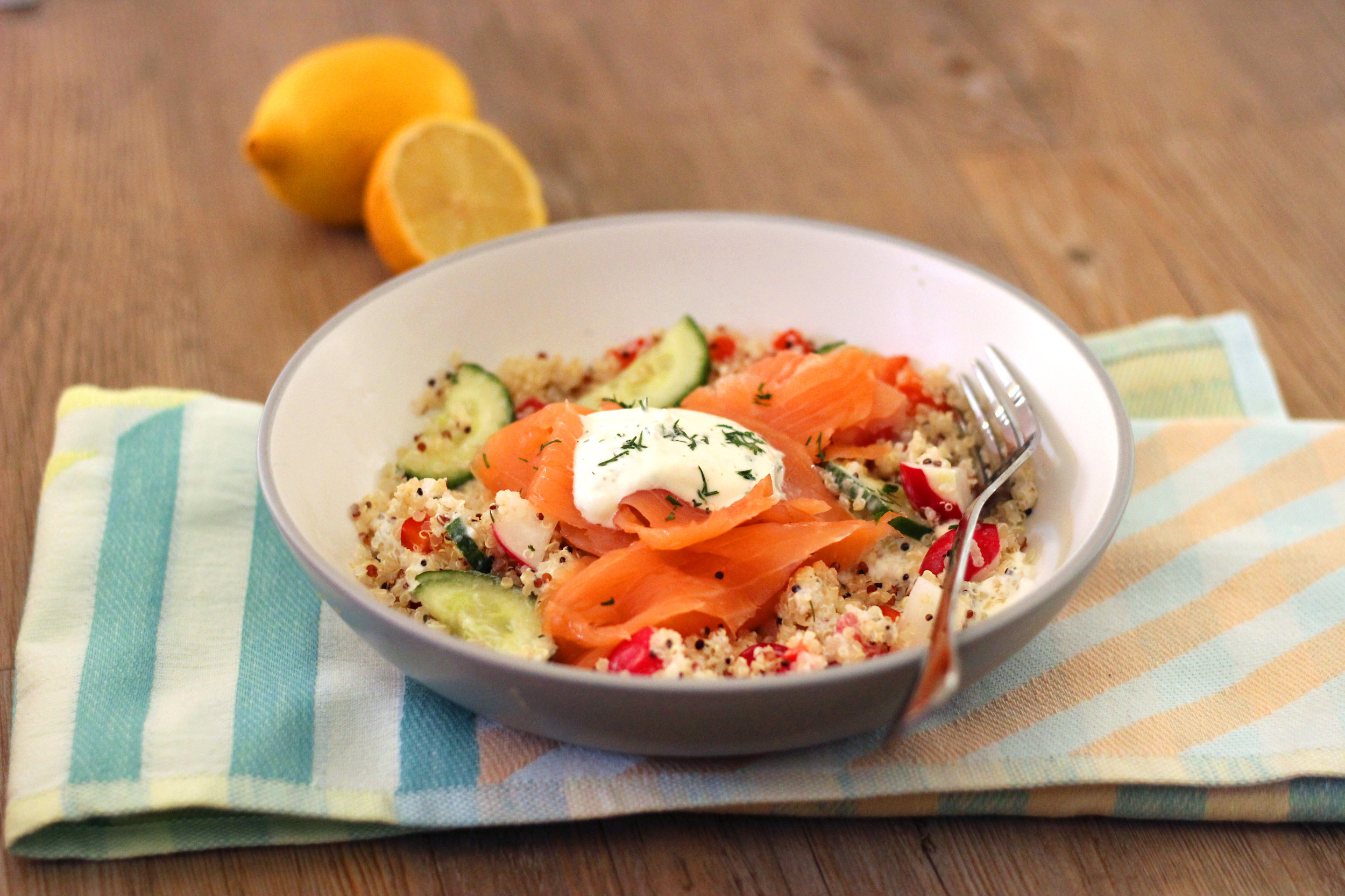 Salmon & quinoa salad.JPG