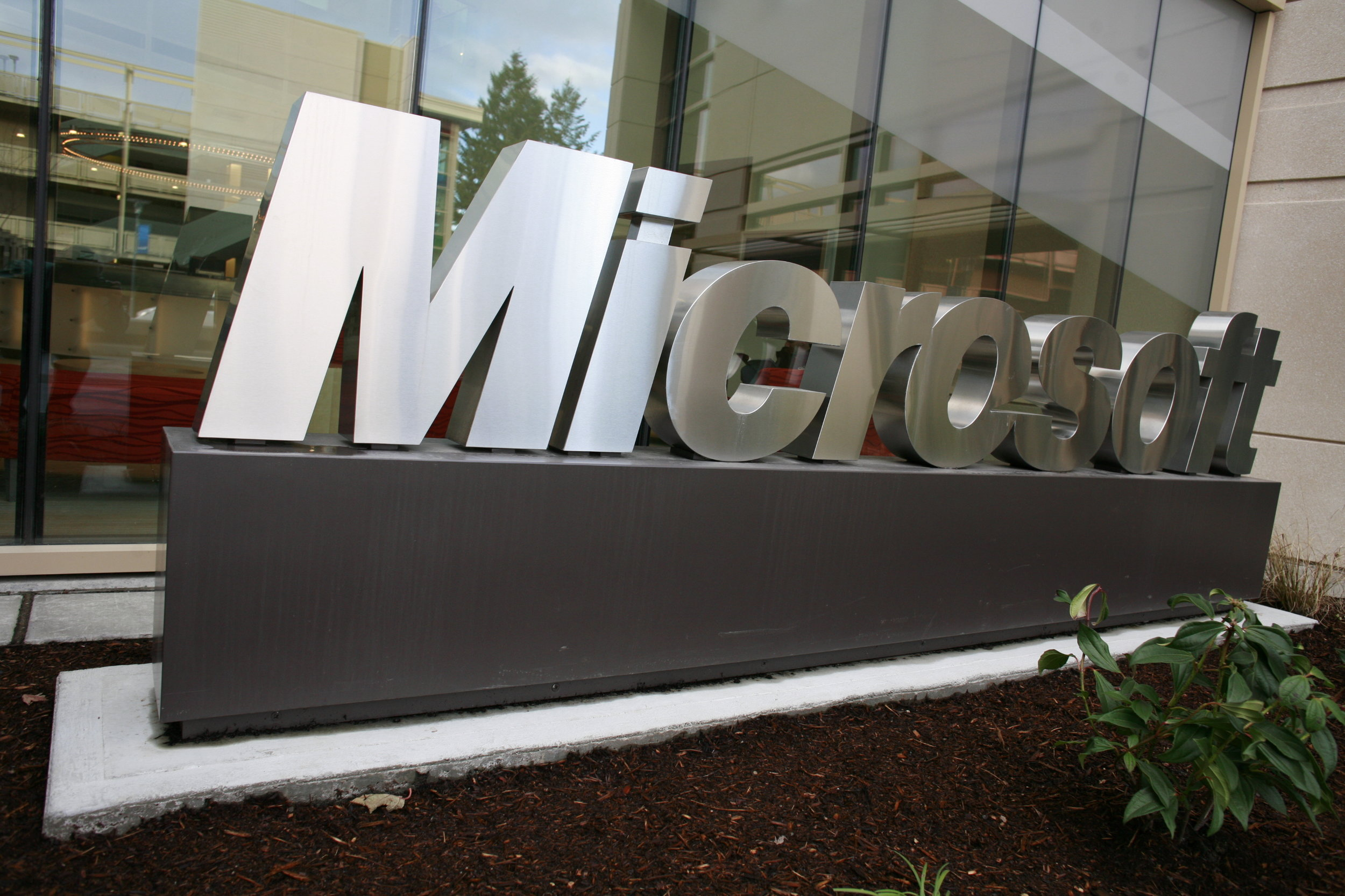 Microsoft Building 5, Reading