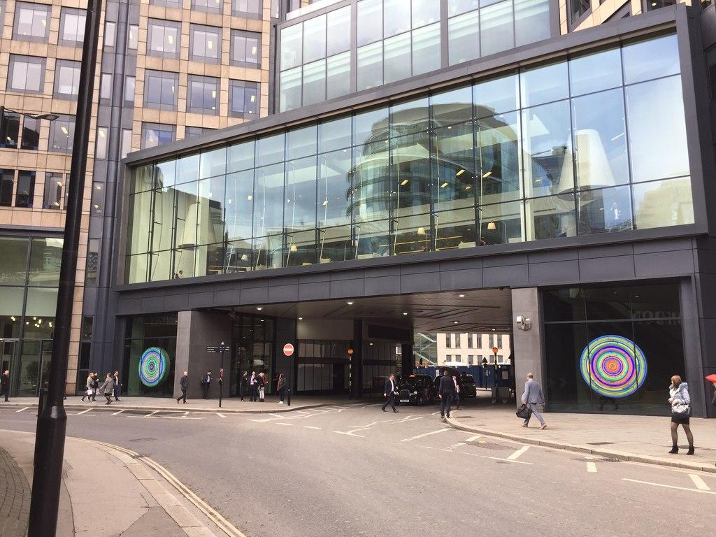 200 Aldersgate Street, London