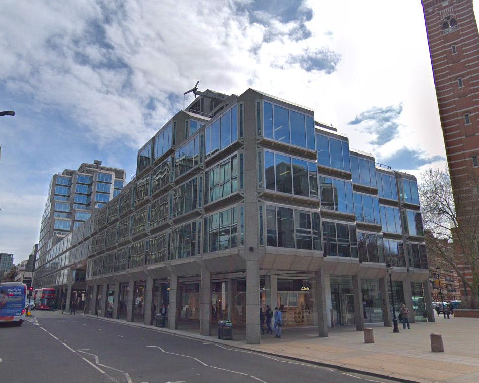 123 Victoria Street, London