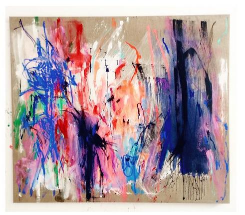 Zwischen den Tagen_Painting AliciaHenry_2017