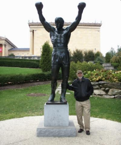 The Rocky Sculpture