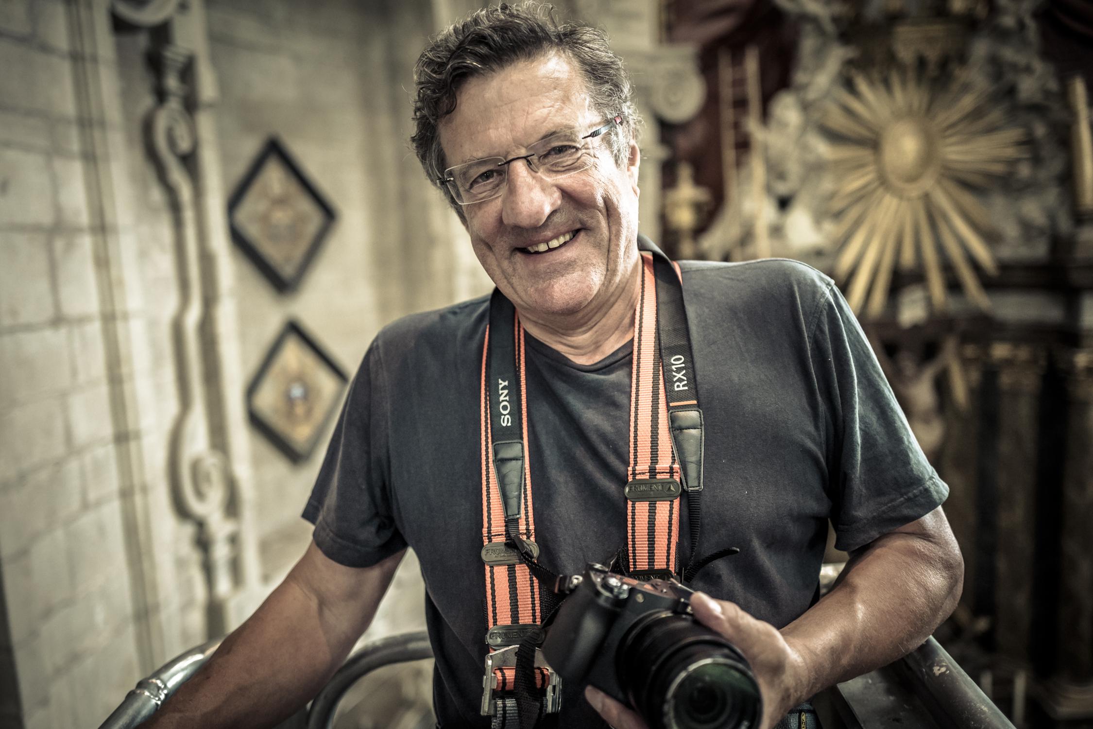 Manager Gebouwen Mark Raquet
