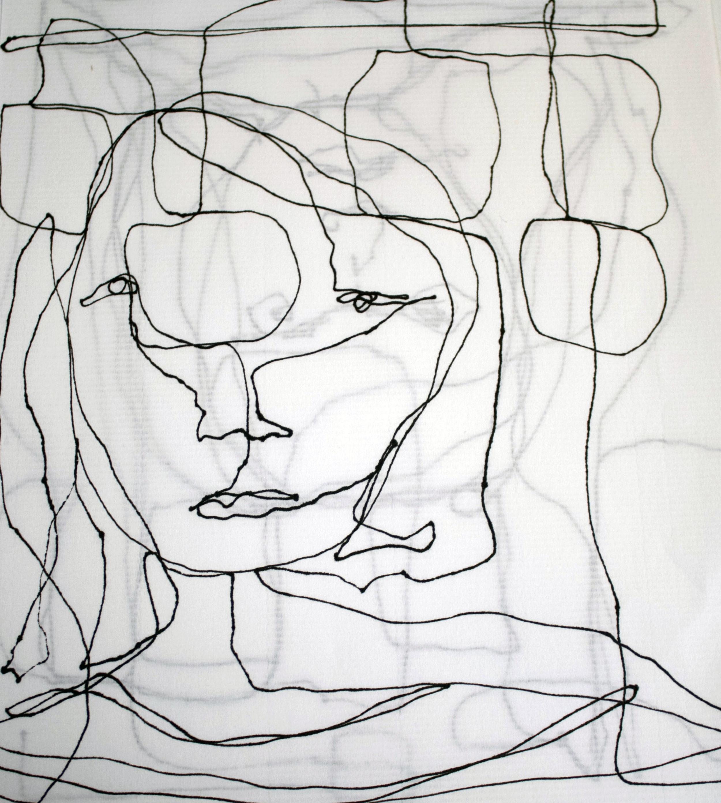 Riza drawing Daria