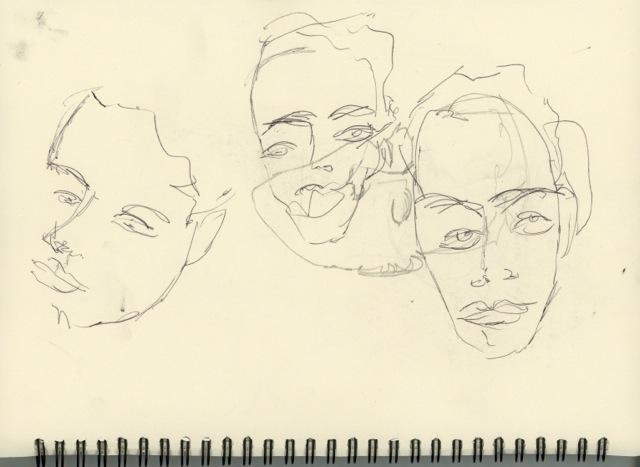 Uyen drawing Grace