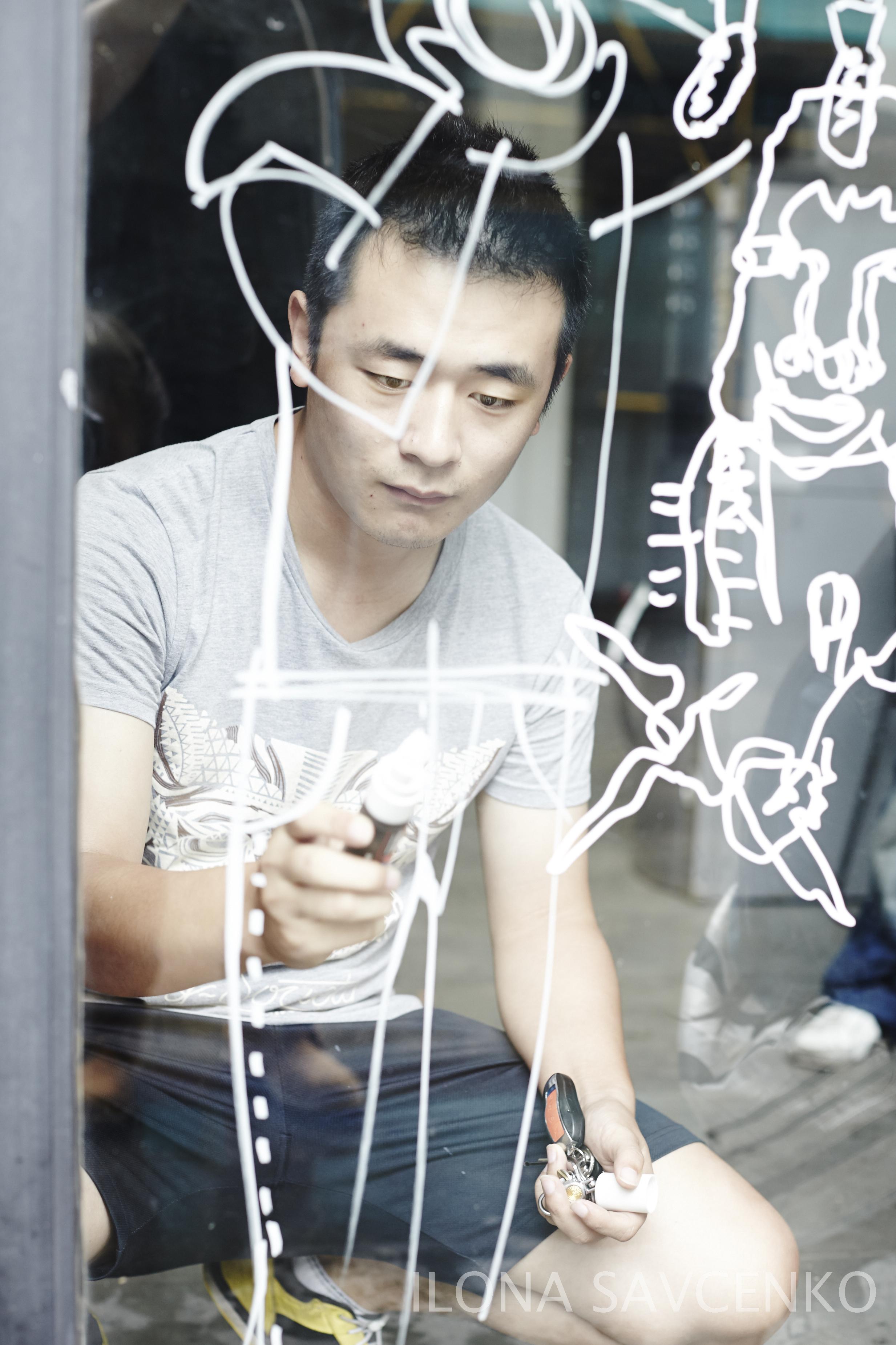 Shanghai workshop Aug. 2014