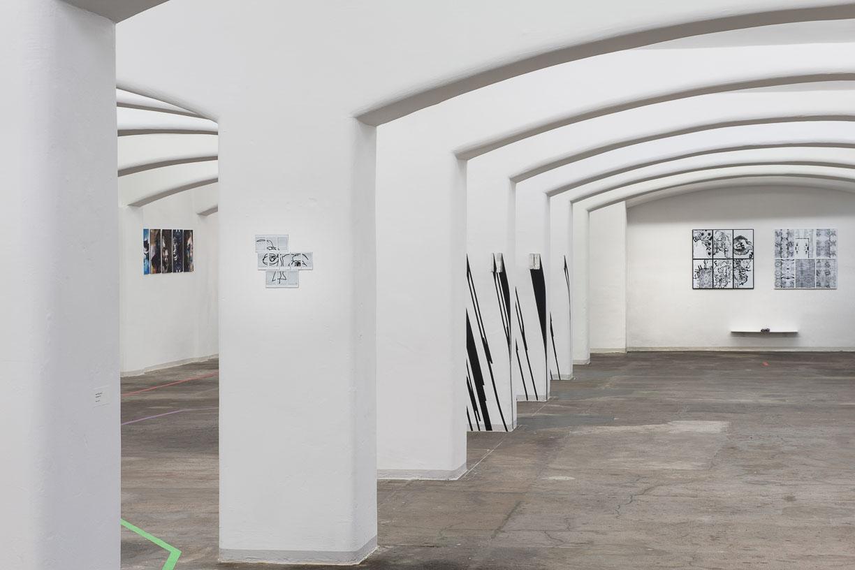 Städtische Galerie Reutlingen, Feb. 2016.