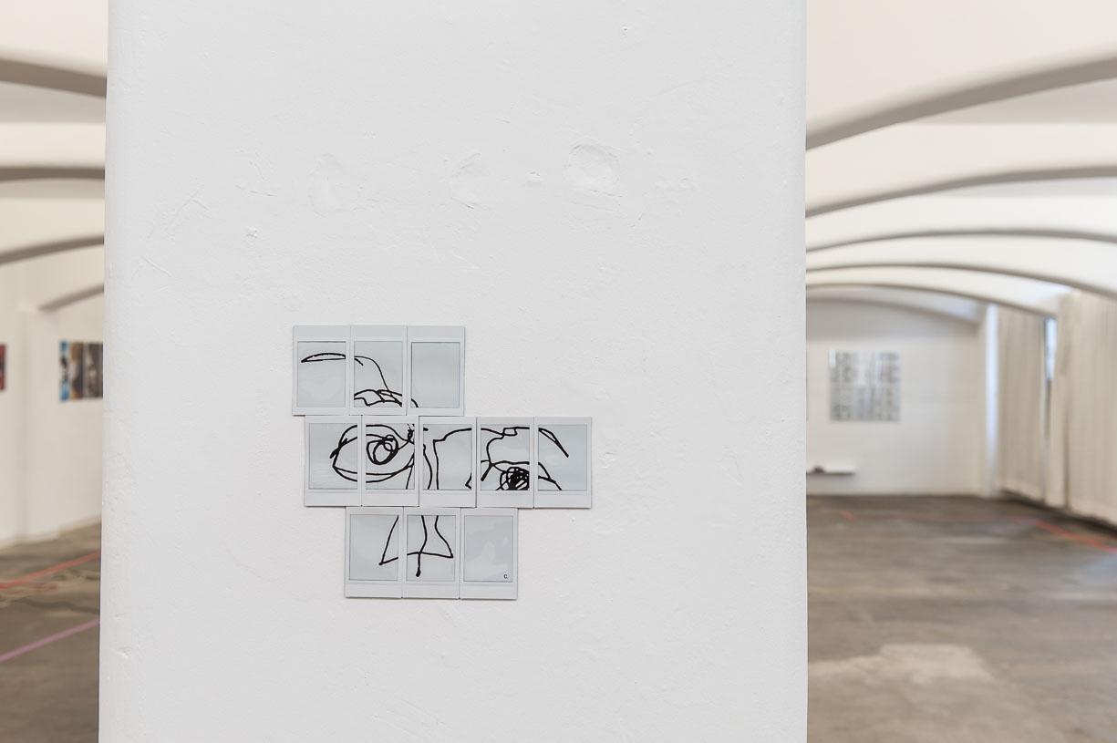 Kexin Chen, PPLAROID, 2015, Städtische Galerie Reutlingen, 2016, Photo: Karl Scheuring, Reutlingen