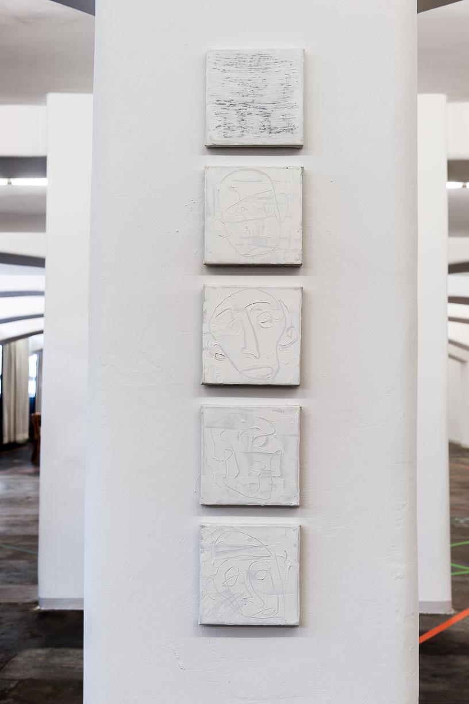 Zhang Hanzhi, Städtische Galerie Reutlingen, 2016, Photo: Karl Scheuring, Reutlingen
