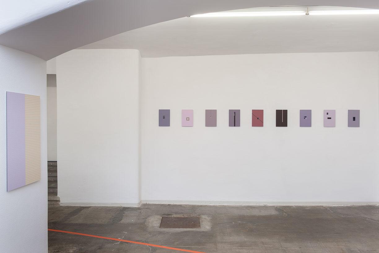 Giordano Biondi, OFF WHITE, 2015, Städtische Galerie Reutlingen, 2016, Photo: Karl Scheuring, Reutlingen