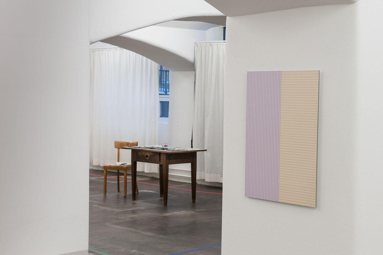 Clare Mc Cracken, Giordano Biondi, Städtische Galerie Reutlingen, 2016, Photo: Karl Scheuring, Reutlingen