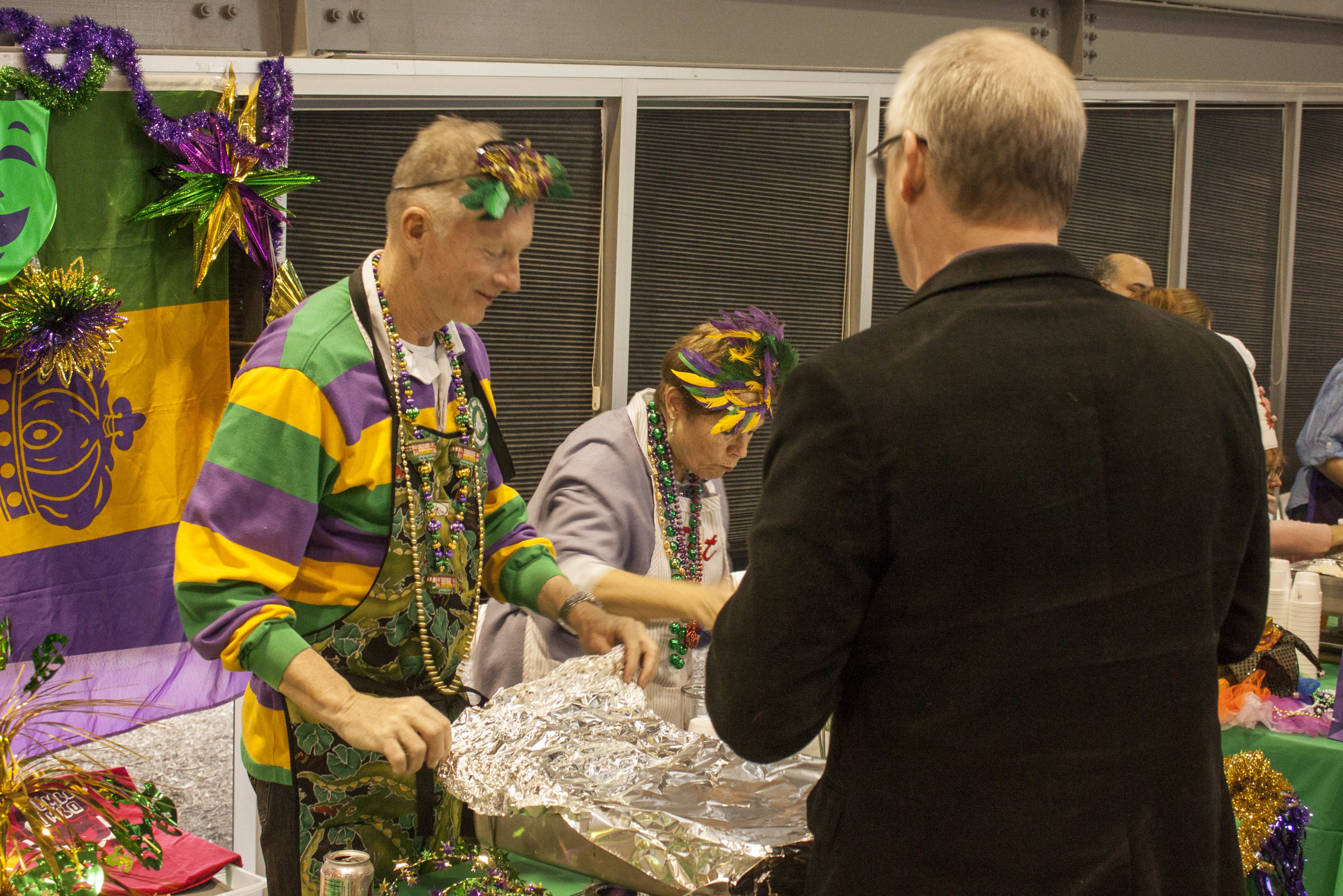 Team Participants at the Tennessee Equality Project 5th Annual Gumbo Contest (February 8, 2015)