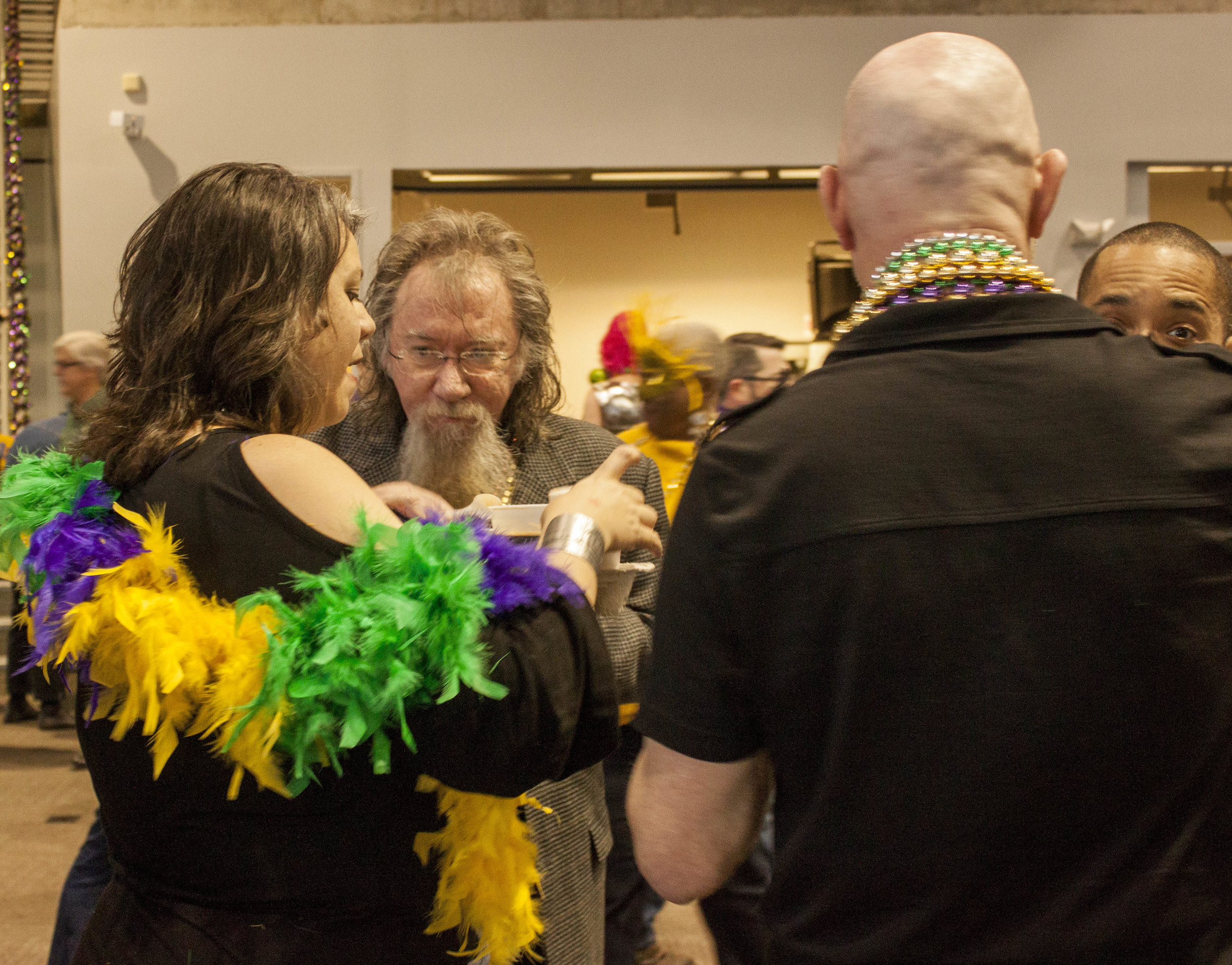 Gumbo Tasting, Jazz, and craft beer were enjoyed by all guests to the Tennessee Equality Project's 5th Annual Gumbo Contest (February 8, 2015)