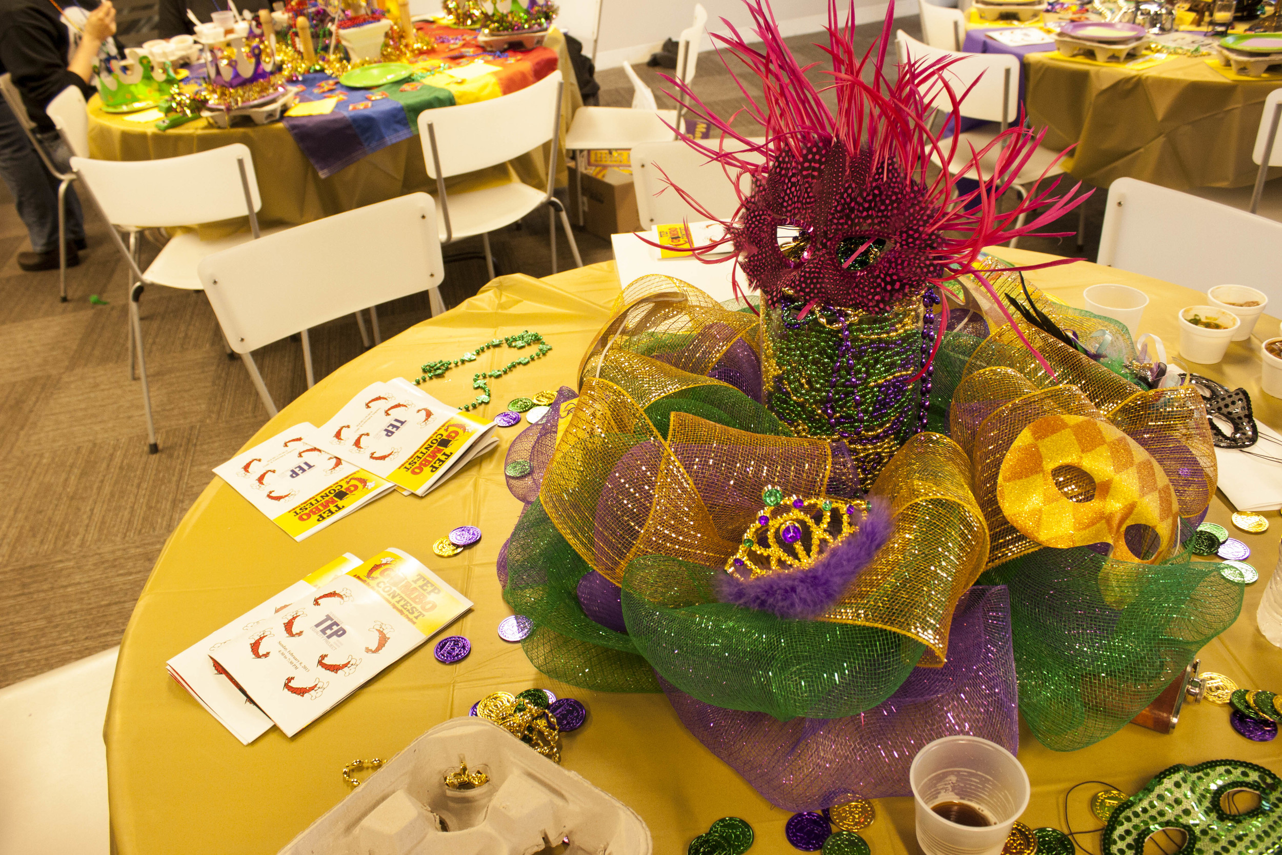 Tennessee Equality Project 5th Annual Gumbo Contest (February 8, 2015)