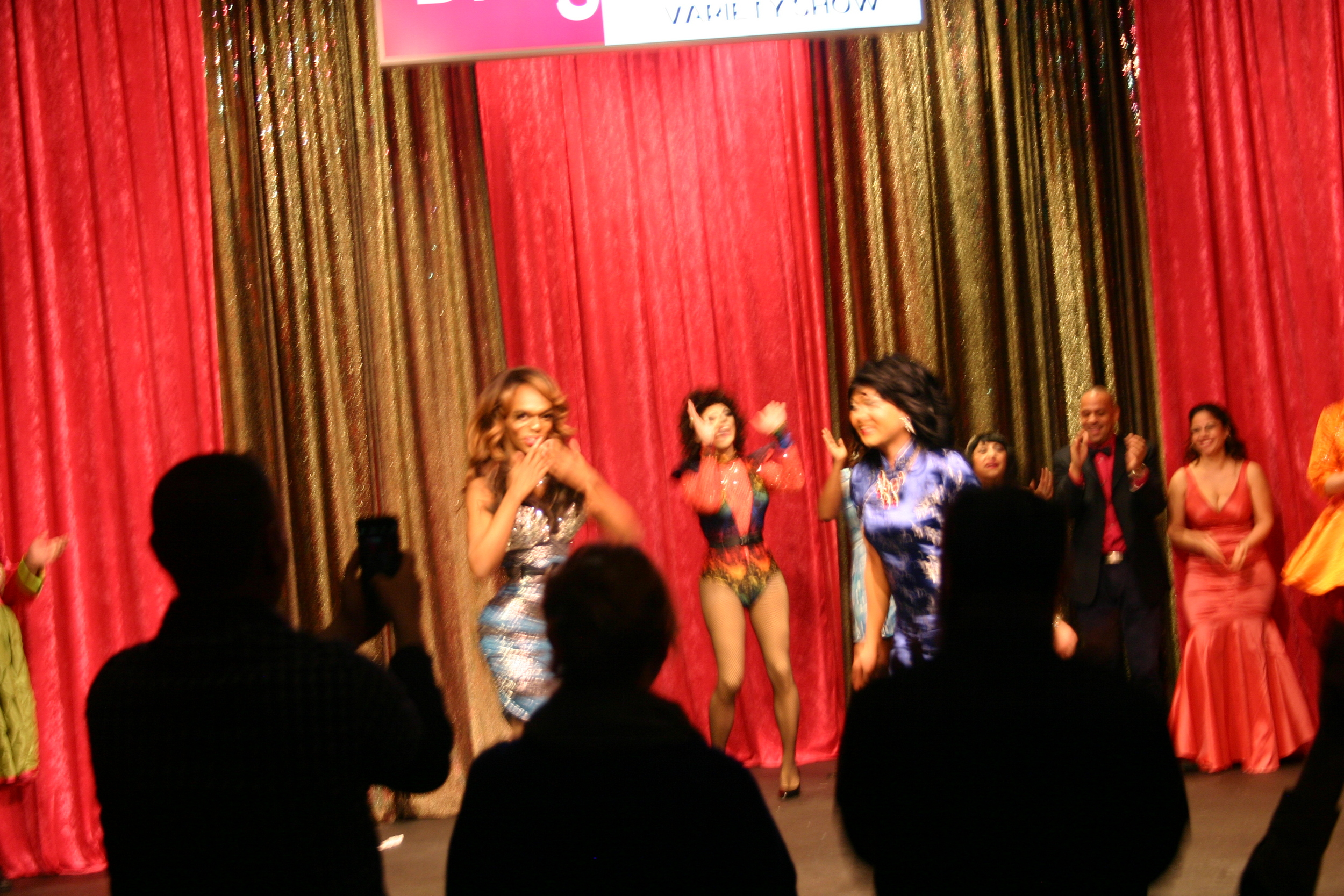 DragNificent Variety Show Opening Weekend ( March 12, 2015)    Copyright 2015 Out901.com. All rights reserved. This material may not be published, broadcast, rewritten, or redistributed.    Picture by Whitney Hardy
