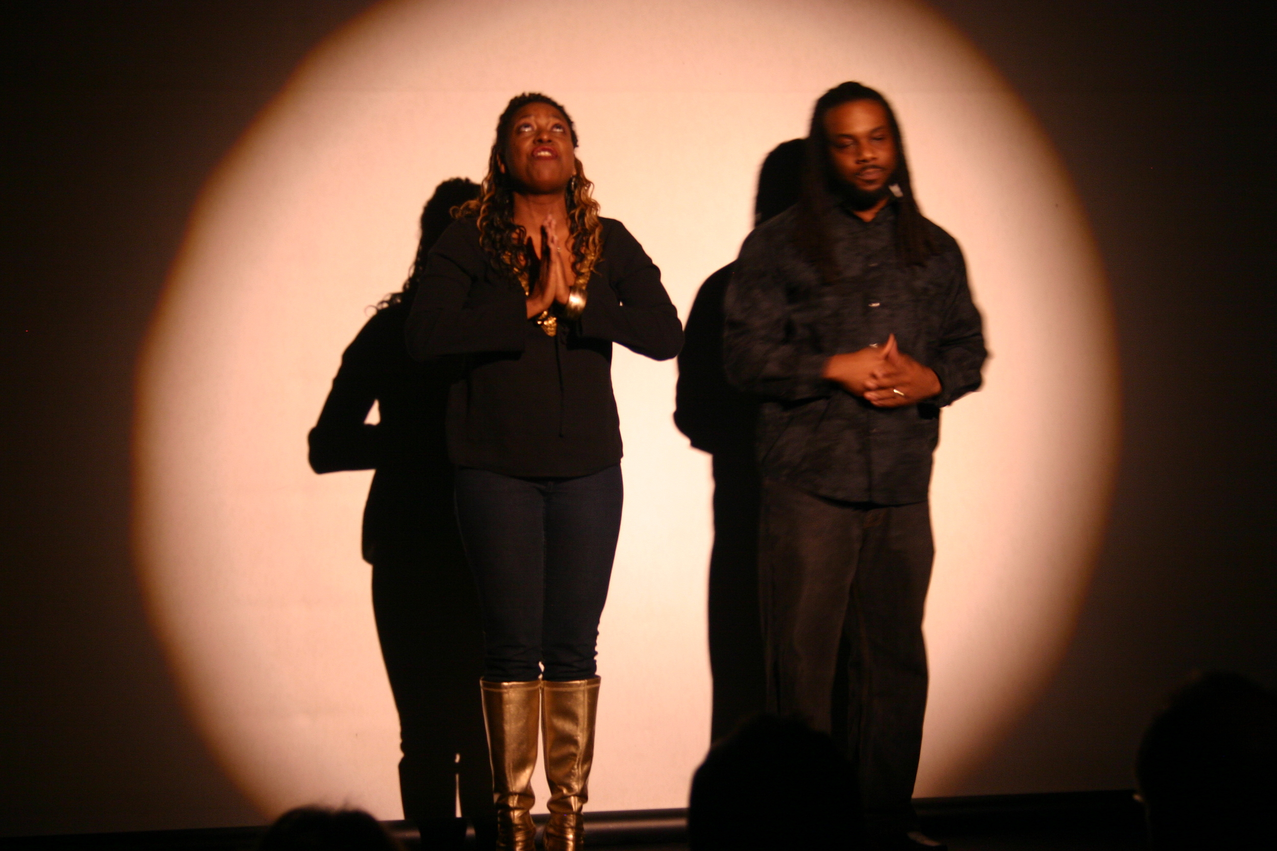 Inner City South DragNificent Variety Show 2015    Copyright 2015 Out901.com. All rights reserved. This material may not be published, broadcast, rewritten, or redistributed.    Picture by Whitney Hardy