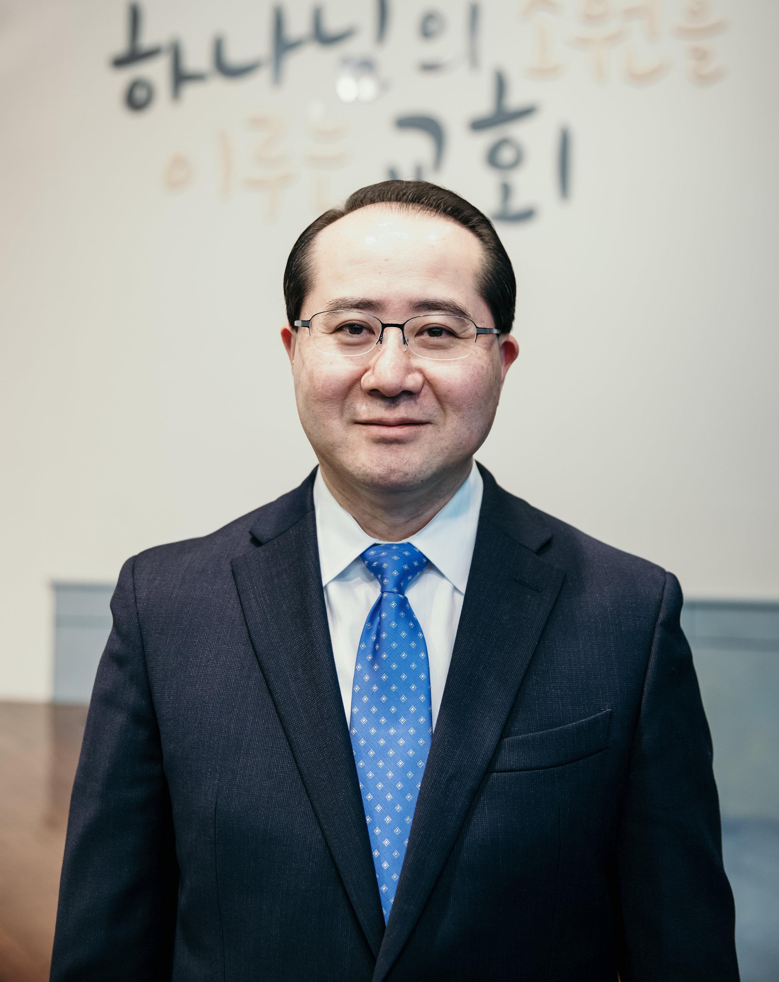 Rev. Steve Hwang  Lead Pastor