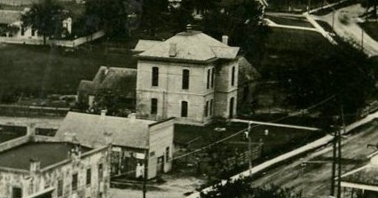 Lavaca County Jail, unknown date