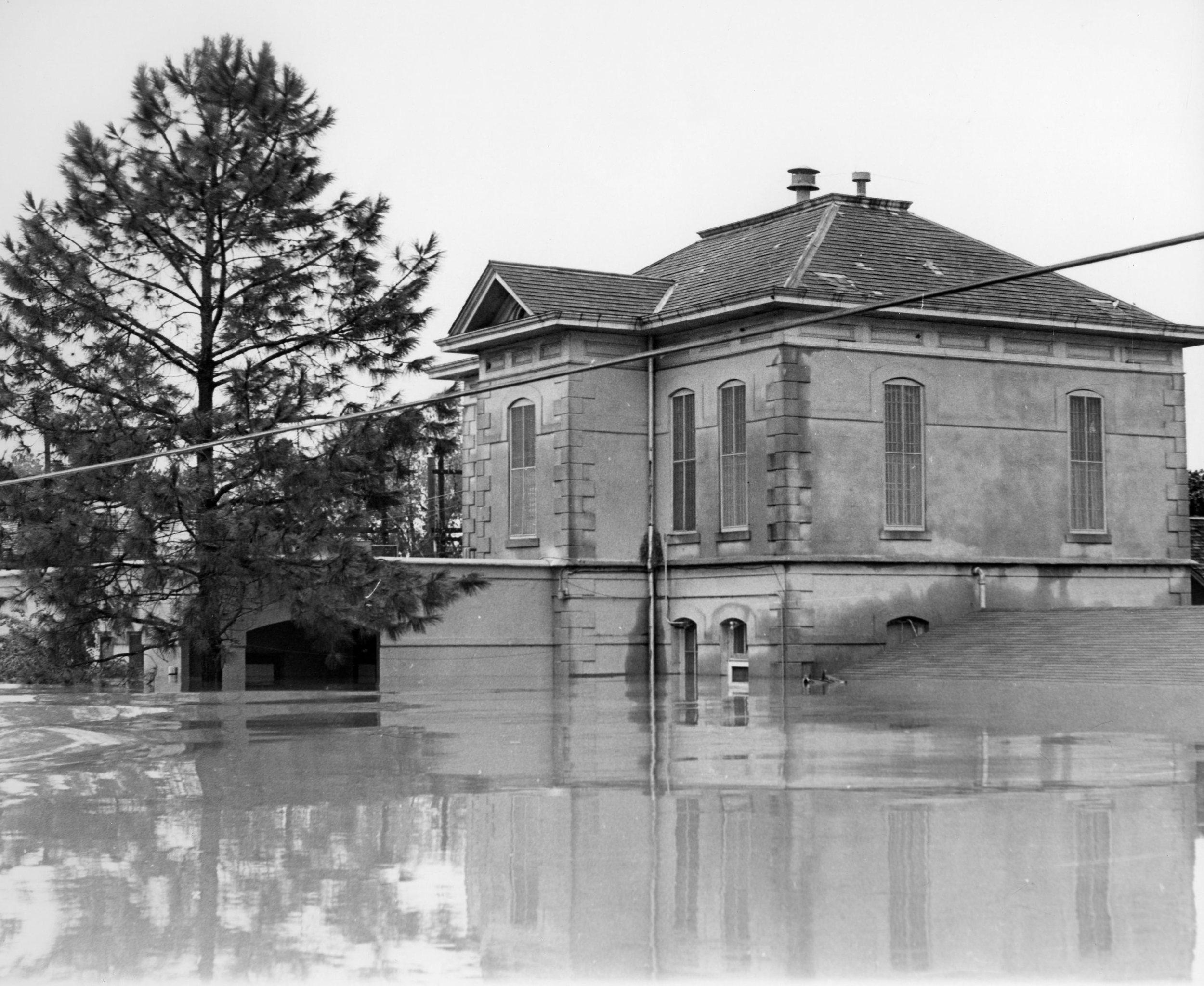 Lavaca  County Jail, 1981