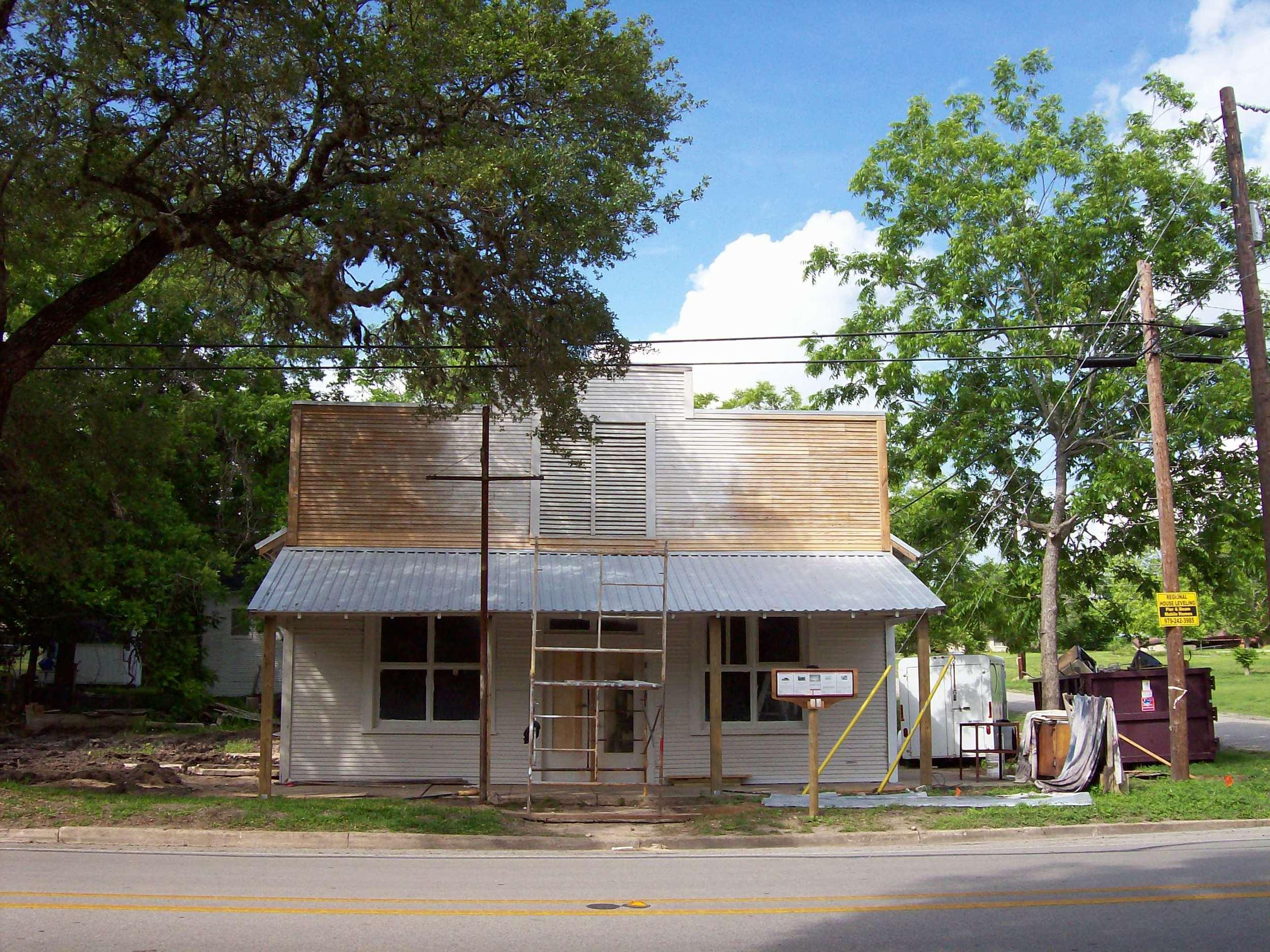 White Horse Cafe, 2006