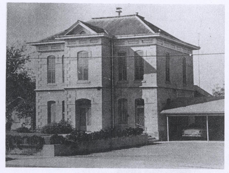 Lavaca County Jail, 1970s