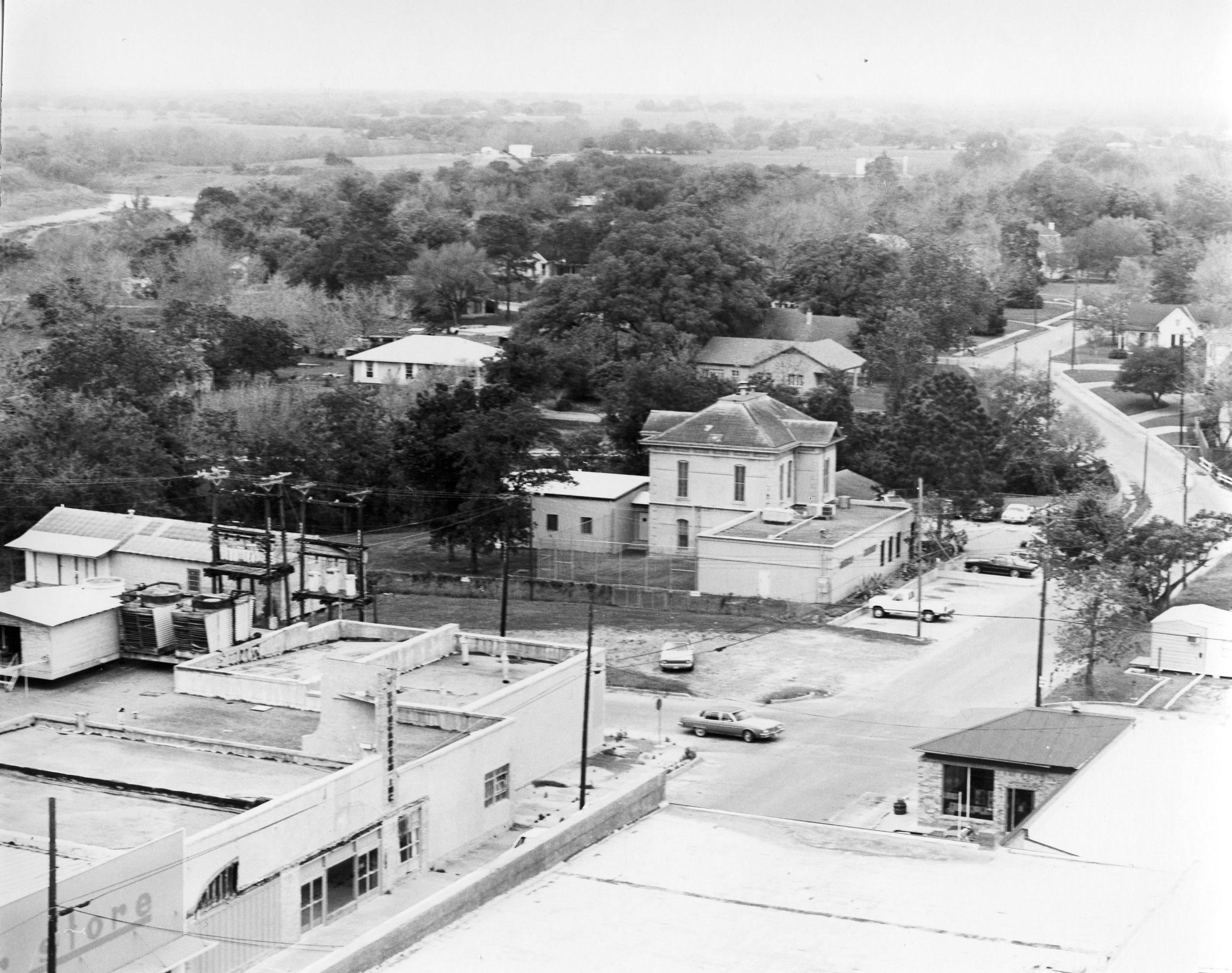 Lavaca County Jail, 1980s.
