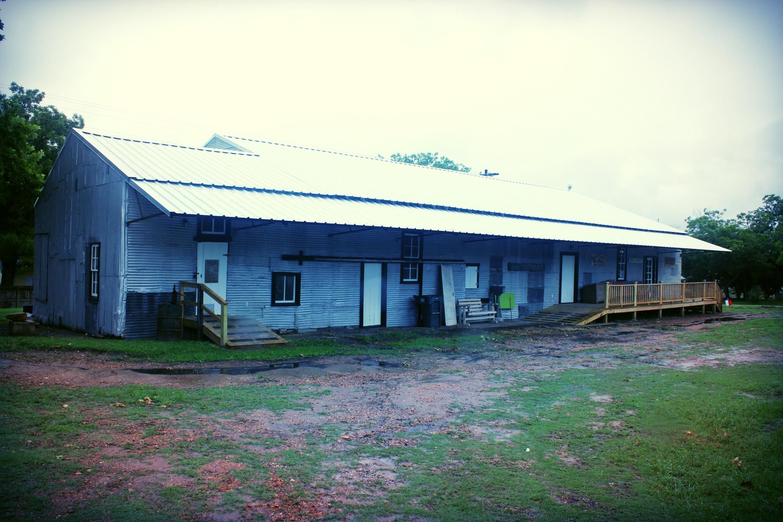 Old Burton Feed Mill, Burton, Texas