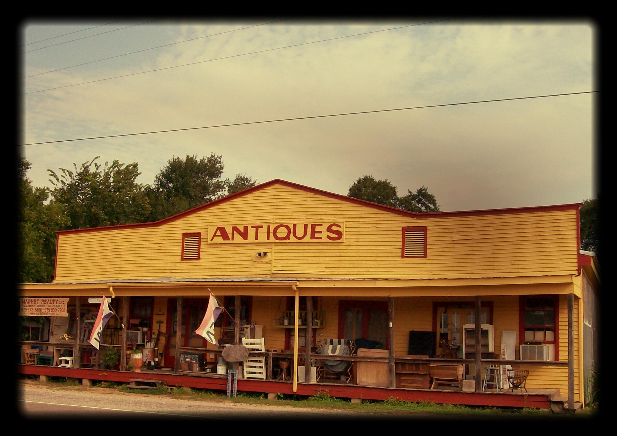 Hoppe Store, Carmine, Texas