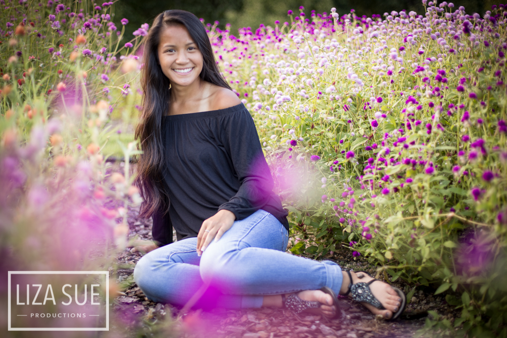 Stan hywett hall and gardens senior pictures