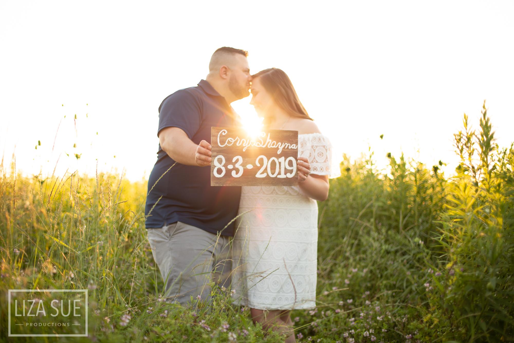 Cleveland + Akron Ohio Best Engagement Photographer