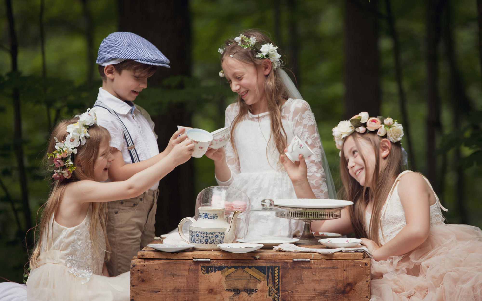 Cleveland Akron Ohio Children fantasy photography