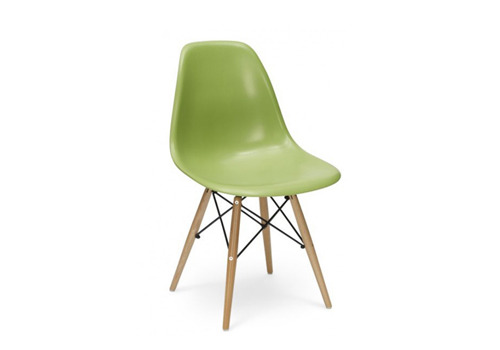 DSW green chair