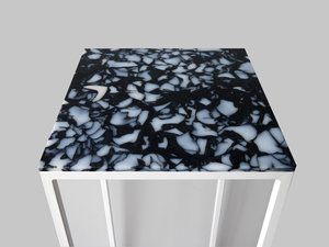 Squid ink - recycled plastic
