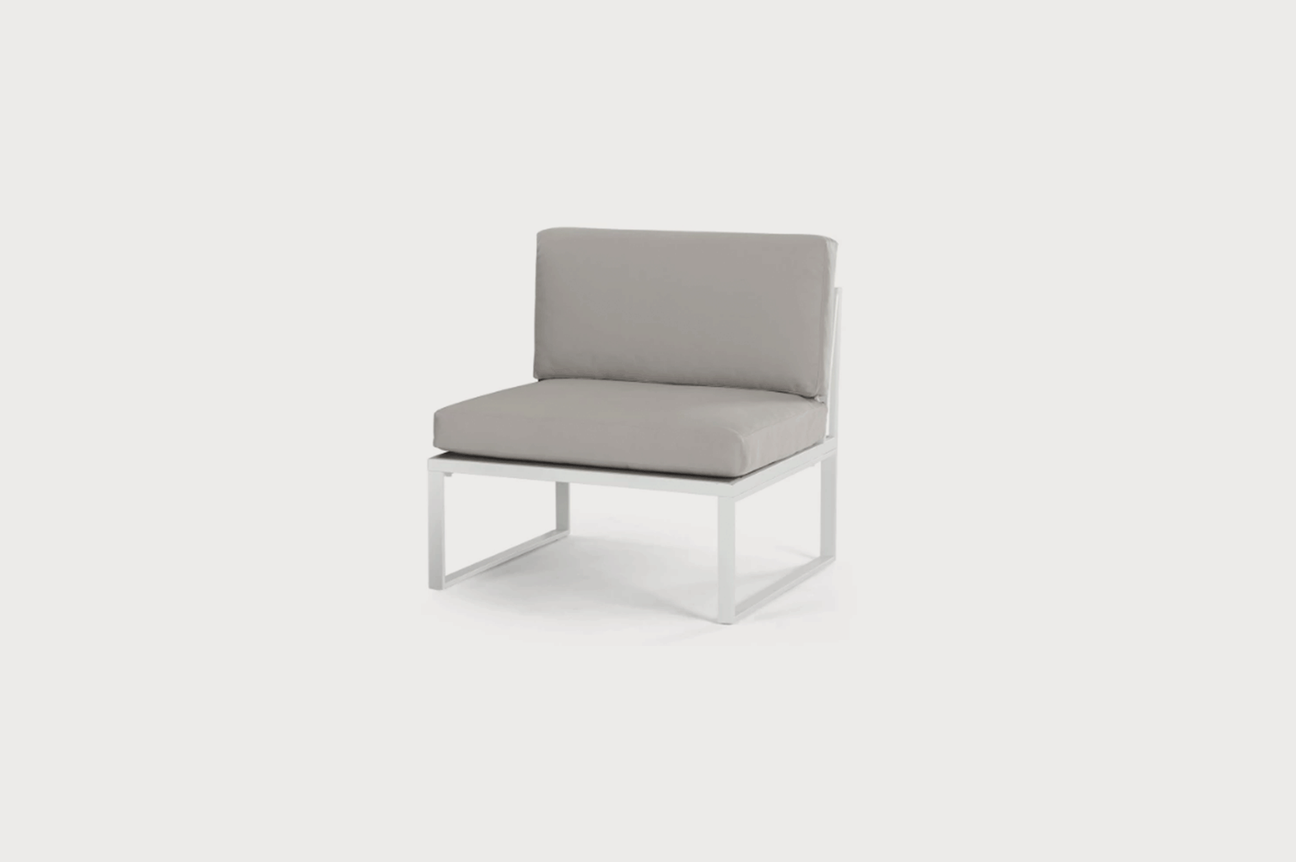 Alfresco modular armchair