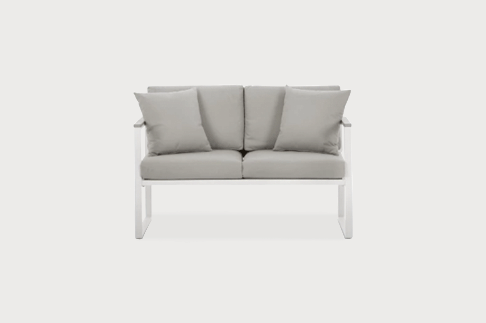 Alfresco sofa