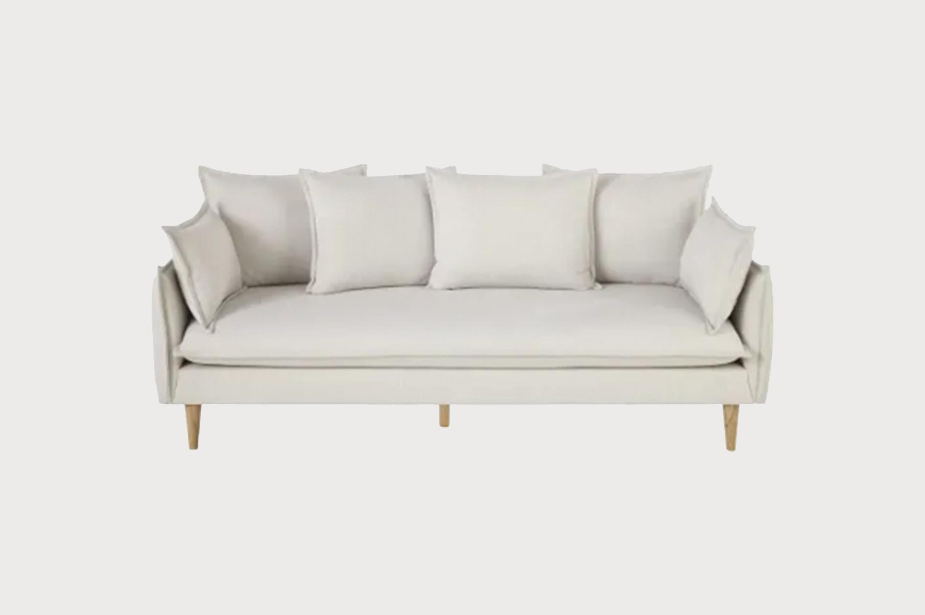 surrey sofa cream
